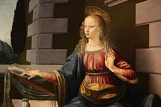 categoryannunciation by leonardo da vinci wikimedia commons
