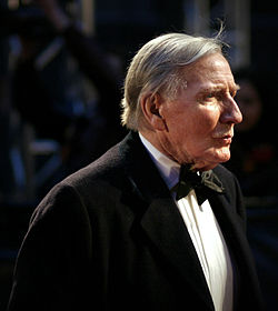 Leslie Phillips 2007.