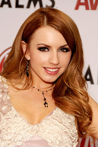 Lexi Belle - Belle at the AVN Awards in Las Vegas, Nevada on January 8, 2011