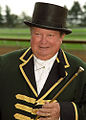 "Lexington Kentucky - Keeneland Race Track ""George ""Bucky"" Sallee - Bugler"" (2144470593) (2).jpg"