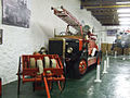 Leyland fire engine in the Naval Museum, Simon's Town.jpg