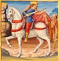 Liénard de Lachieze - Missel romain copié en 1492 Charité de saint Martin.jpg