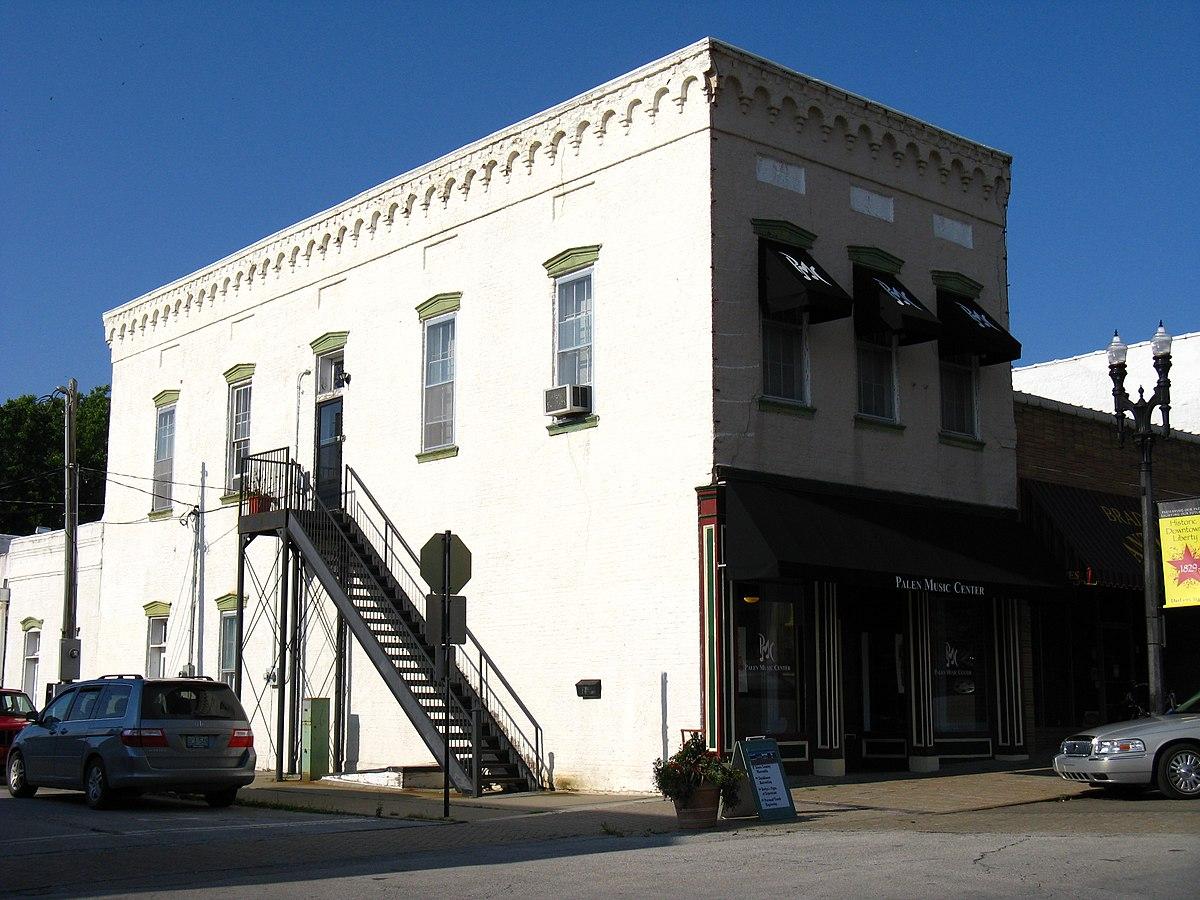 Miller Building Liberty Missouri Wikipedia