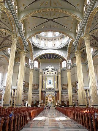 Basilica of Our Lady of Licheń - Image: Licheń bazylika 15