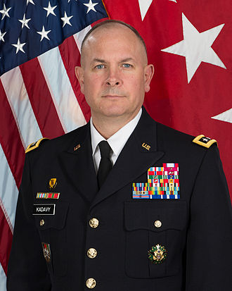 Army National Guard - Timothy J. Kadavy is the current director of the Army National Guard