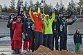 Lillehammer 2016 Luge team relay medalists (25069694855).jpg