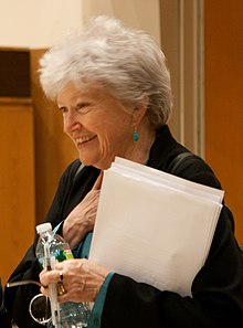 Linda Wertheimer at Wellesley College 2012.jpg
