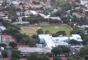 United States Virgin Islands national soccer team - Lionel Roberts Park has typically been used as the USVI home stadium.
