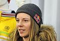 Lisa Zimmermann bei der Olympia-Einkleidung Erding 2014 (Martin Rulsch) 02.jpg