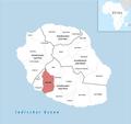 Locator map of Saint-Louis - Réunion 2018.png