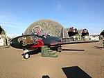 Lockheed T-33A de la Fuerza Aérea Mexicana.jpg