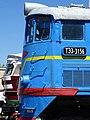 Locomotives at Brest Railway Museum - Brest - Belarus (27408621811).jpg
