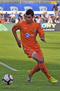 Logan Emory American soccer player