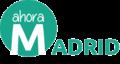 Logotipo de Ahora Madrid - Completo.png