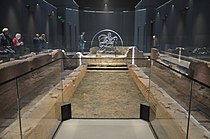 London Mithraeum, Bloomberg's European headquarters, London (25502116578).jpg