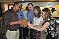 London Science Museum Delegates Visit NDL With NCSM Officers - NCSM - Kolkata 2018-03-07 8252.JPG