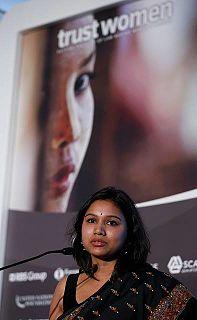 Neha Dixit Indian journalist