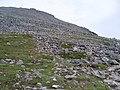 Looking to the Ben Nevis summit - geograph.org.uk - 856925.jpg