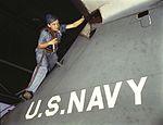 Lorena Craig is a cowler under civil service at the Naval Air Base, Corpus Christi1a34884v.jpg