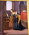 Lorenzo di credi, annunciazione, 1520-40 ca., da s. gaggio 03.JPG