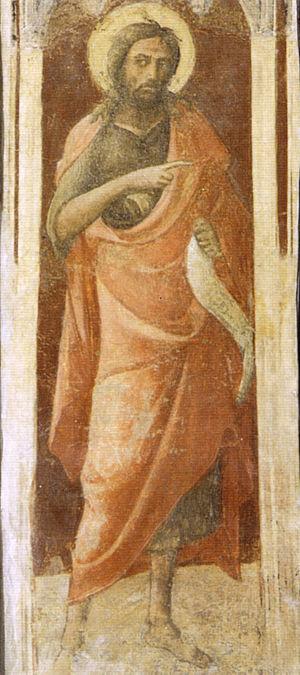 Bartolini Salimbeni Chapel - St. John the Baptist