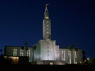 Westwood, Los Angeles - Los Angeles California Temple, 2004
