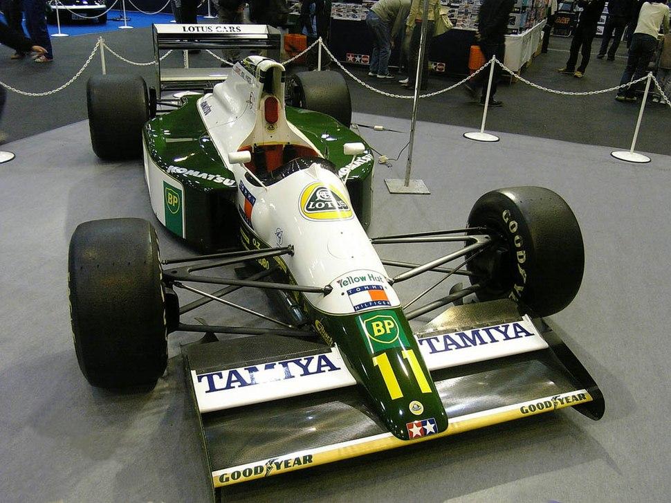 Lotus 102B