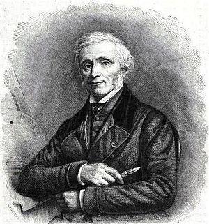 Louis Hersent - Portrait of Louis Hersent