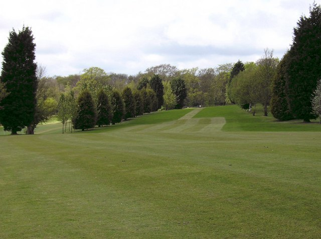 Louth Golf Course - geograph.org.uk - 416977