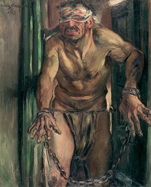 File:Lovis Corinth - Der geblendete Simson - Google Art Project.jpg