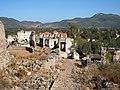 Lower Church of Kayaköy Ruins - 2014.10 - panoramio.jpg