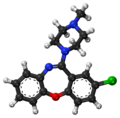 Loxapine ball-and-stick model.png