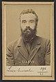 Luce. Maximilien. 36 ans, né le 13-3-58 à Paris VIIe. Artiste-peintre. Anarchiste. 6-7-94. MET DP290557.jpg