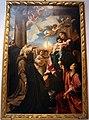 Ludovico carracci, madonna in trono e santi, 1588, dai ss. giacomo e filippo detto le convertite, 01.jpg