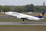 Lufthansa Boeing-737 taking-off.jpg