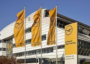 Lufthansa Flight Training - Lufthansa Flight Training Center at the Frankfurt airport