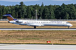 Lufthansa Regional, Canadair CL-600-2D24 Regional Jet CRJ-900LR, D-ACNO at Frankfurt airport (18794614915).jpg