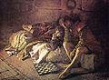 Luigi Serra - L'Annibale Bentivoglio prigioniero nel castello di Varano.jpg