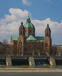 Lukaskirche, Múnich, Alemania7.JPG