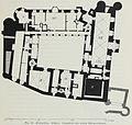 Luthmer II-082-Königstein Schloss Grundriss des ersten Obergeschosses.jpg
