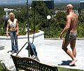 Lux Kassidy, Christian XXX at shoot Lux's Life 4.jpg
