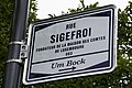 Luxembourg, rue Sigefroi, Um Bock - nom de rue.jpg