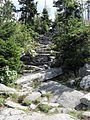 Luzný - kamenité schody.JPG