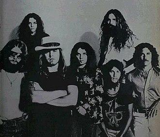 Lynyrd Skynyrd - Lynyrd Skynyrd in 1977