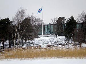 Mäntyniemi - Image: Mäntyniemi