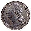 Médaille Louis XVI par Pierre-Simon-Benjamin Duvivier.jpg