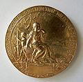 Médaille Union des sociétés d'instruction militaire de France. Graveur Henri Dubois (1859-1943) (3).JPG