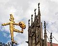Münster, Prinzipalmarkt 22, Nasenschild -- 2021 -- 9818.jpg