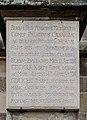 Münster, St.-Lamberti-Kirche, Inschriften -- 2014 -- 00805.jpg