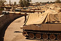 M109A6 Paladin howitzers in Iraq, August 2009.jpg
